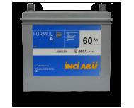 Аккумулятор для легкового автомобиля Inci Aku FormulA Asia 90Ач Об - фото 4